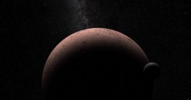 Descubren una luna orbitando a Makemake, un planeta enano del Cinturón de Kuiper
