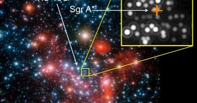 Primeras observaciones del centro galáctico con el instrumento GRAVITY