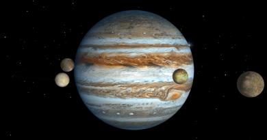 Júpiter espera la llegada de la nave espacial Juno