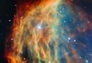 La terrible belleza de la Nebulosa Medusa