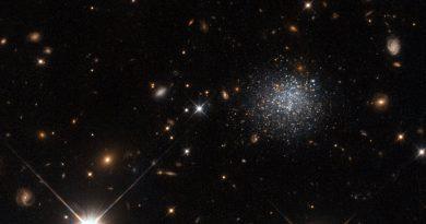 LEDA 677373: una galaxia enana que se rehúsa a producir estrellas