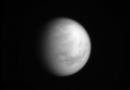 Imagen de Titán tomada por la sonda Cassini el 9 de julio de 2016