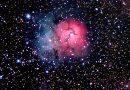 Imagen de la Nebulosa Trífida (M20)