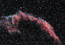 Imagen de la Nebulosa del Velo (NGC 6992)