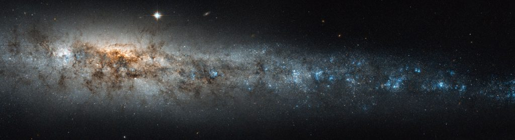The belly of the cosmic whale