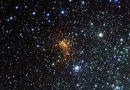 El supercúmulo estelar Wd1: hogar de una de las estrellas más grandes que se conocen