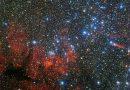 Las jóvenes estrellas del cúmulo NGC 3590 en la constelación de Carina
