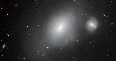 NGC 1316: un asesino en serie galáctico