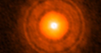 Detectan un exoplaneta gigante orbitando una estrella cercana
