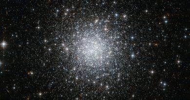 """El cúmulo globular NGC 7006: un """"puesto avanzado"""" de la Vía Láctea"""