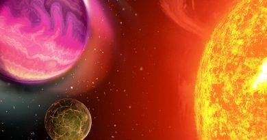 Descubren un planeta gigante y una enana marrón orbitando un sistema binario