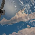 La Península de Baja California y el Mar de Cortés (México) desde la ISS