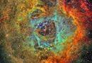 Imagen de la Nebulosa Roseta NGC 2237