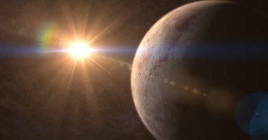 Descubren un exoplaneta orbitando una estrella cercana