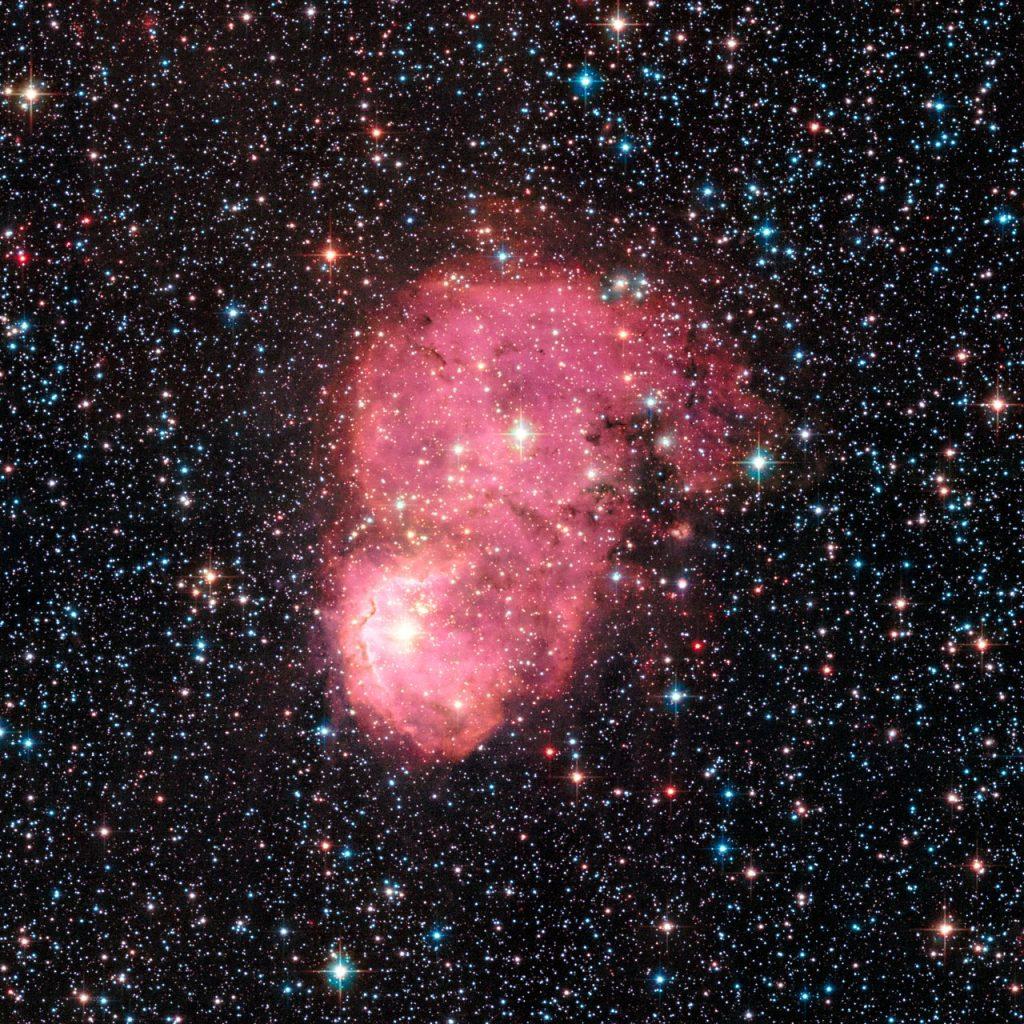 Festive nebulae