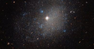 Las guarderías estelares de la Galaxia NGC 4707