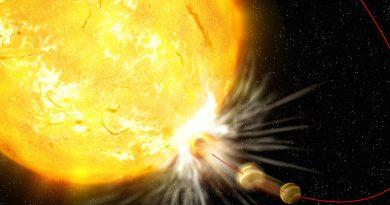 Astrónomos descubren una estrella devoradora de planetas