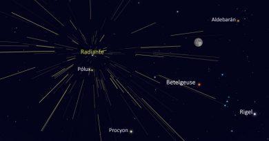 La lluvia de meteoros de las Gemínidas alcanzará su máximo la noche del 13 de diciembre