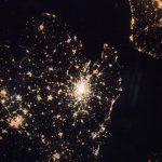 Londres, el sur de Inglaterra y el Canal de la Mancha desde la ISS