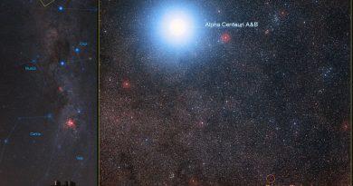 El observatorio VLT buscará exoplanetas en el sistema Alfa Centauri