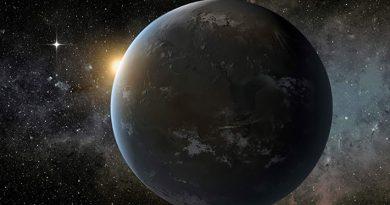 Buscando señales de vida en el sistema planetario Wolf 1061