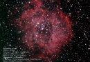 Imagen de la Nebulosa Roseta (NGC 2237)