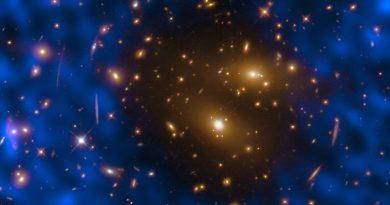 """El Observatorio ALMA capta un """"agujero"""" en el Universo"""