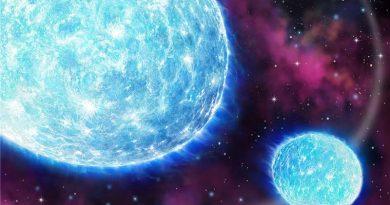 """Iota Orionis: un """"faro pulsante"""" en la constelación de Orión"""