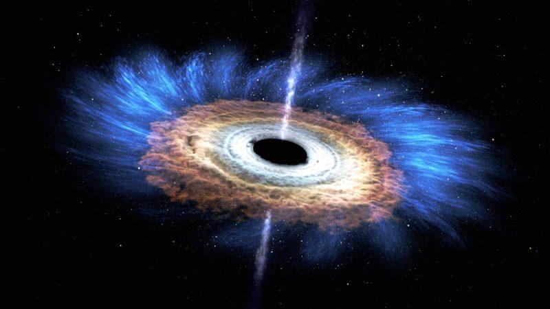 La destrucción de una estrella similar al Sol por un agujero negro