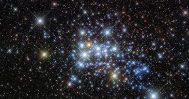 Westerlund 1, el hogar de una estrella hipergigante