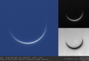 Imágenes de Venus tomadas el 21 de marzo de 2017