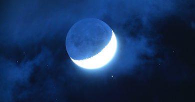 Calendario Astronómico para el mes de Mayo de 2017