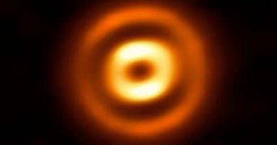 Un joven sistema estelar a 380 años luz de distancia de la Tierra