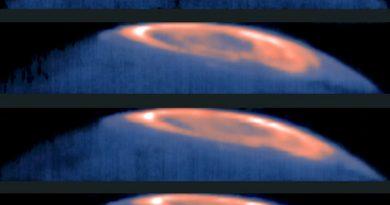 """La """"Gran Mancha Fría"""" de Júpiter"""