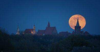 Calendario Astronómico para el mes de Abril de 2018