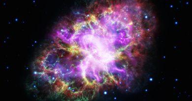 Astrónomos obtienen una nueva imagen de la Nebulosa del Cangrejo