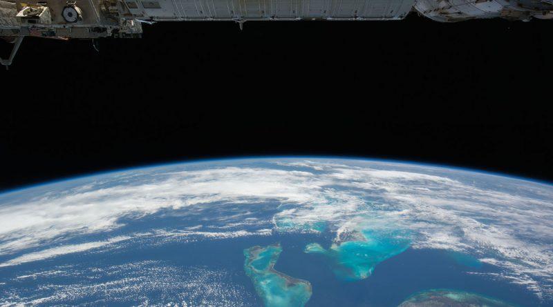 Las Bahamas y la Península de Florida desde la ISS