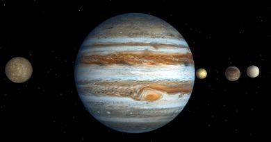 No solamente es el más grande, Júpiter es también el planeta más antiguo del Sistema Solar