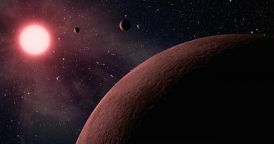 Identifican 219 candidatos a exoplanetas