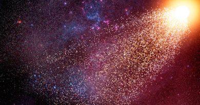 Las estrellas más veloces de la Vía Láctea se fugaron de otra galaxia