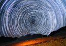 Rastro de estrellas desde el Valle Spiti, India
