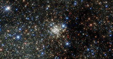 El Cúmulo Arches: la región más densa de la Vía Láctea