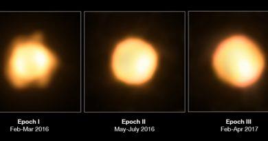 V766 Centauri: la estrella hipergigante amarilla más grande jamás descubierta