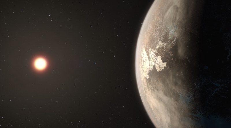 Descubren un exoplaneta del tamaño de la Tierra a 11 años luz de distancia