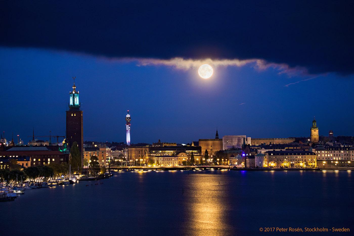 noche Suecia