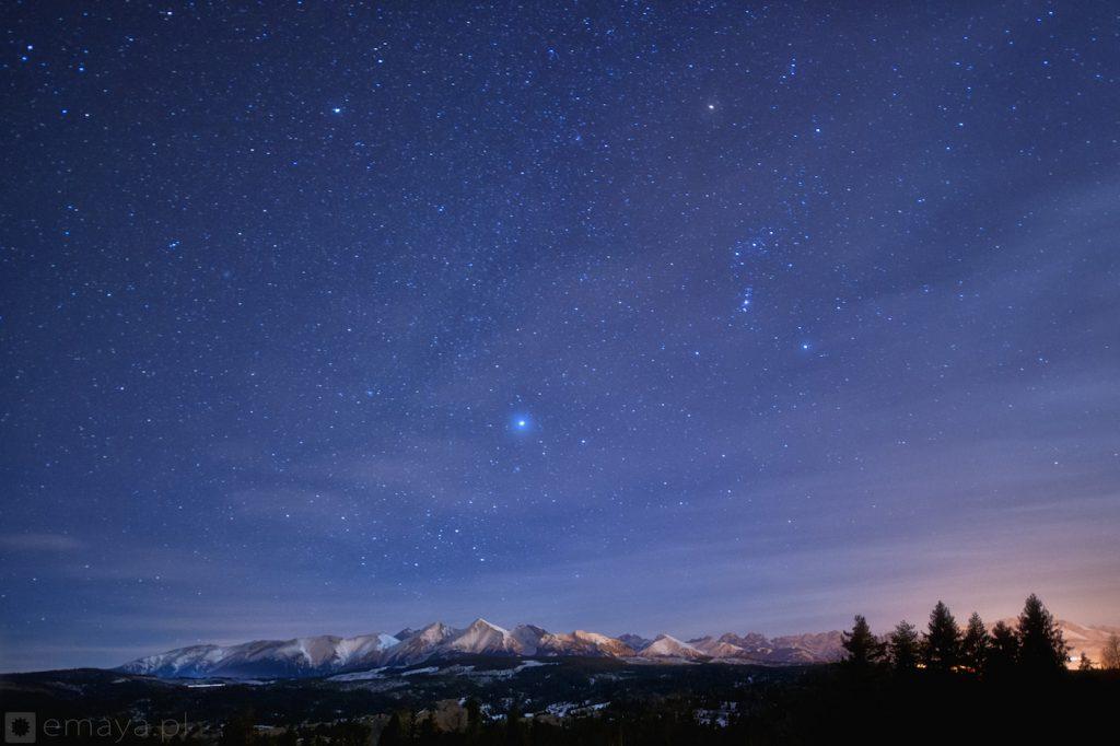Fotograf a de sirius la estrella m s brillante del cielo for La camera del cielo