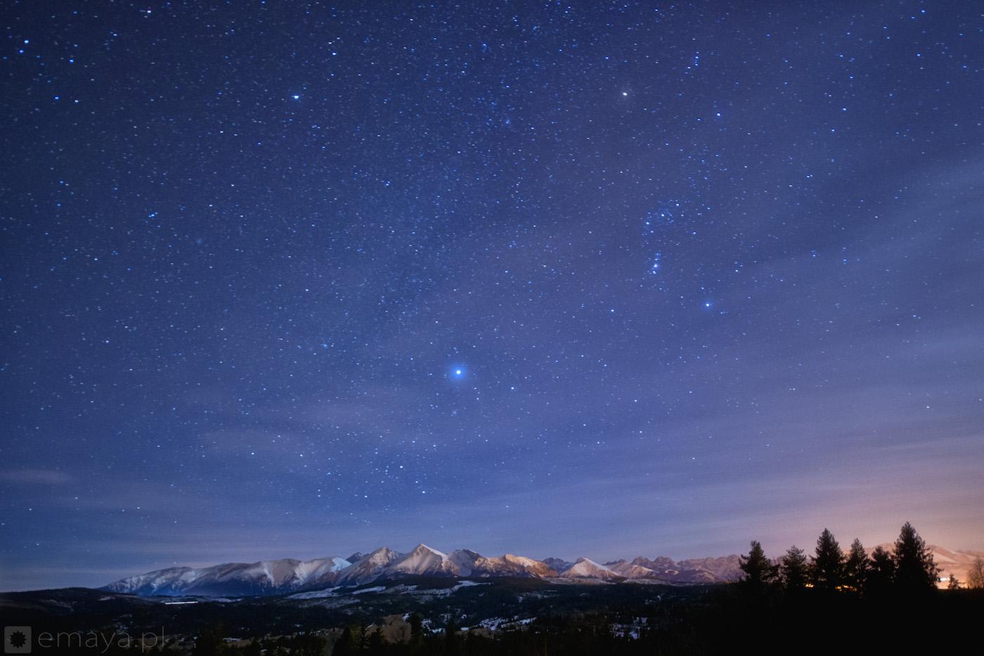 fotograf a de sirius la estrella m s brillante del cielo