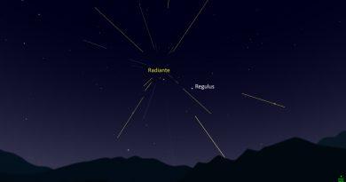 La lluvia de meteoros de las Leónidas alcanzará su máxima actividad esta noche