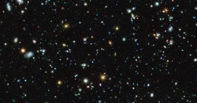Observando en las zonas inexploradas del Campo Ultraprofundo del Hubble