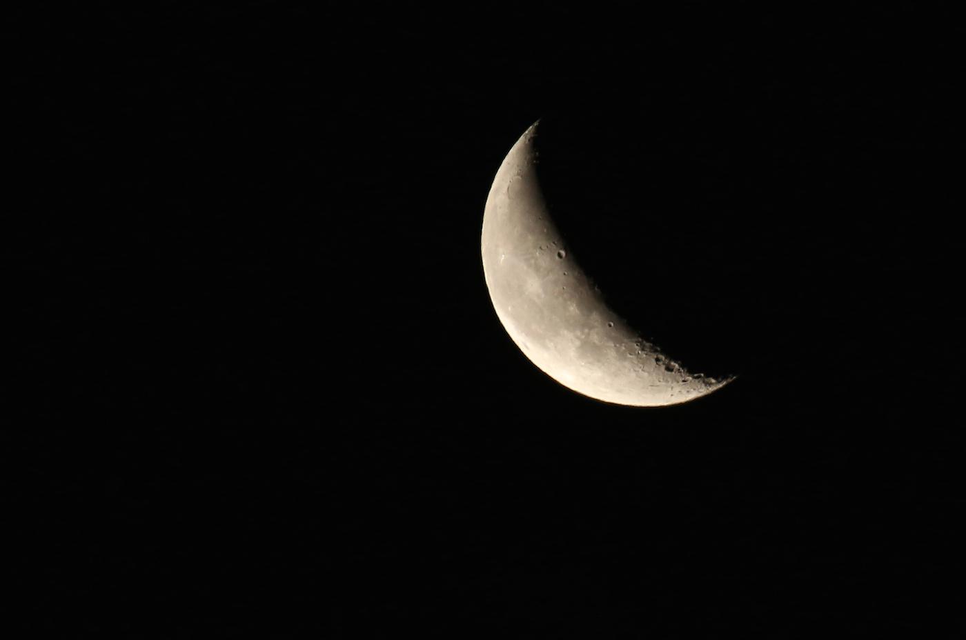 Resultado de imagen de Luna menguante